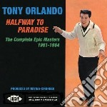 Halfway to paradise cd musicale di Orlando Tony