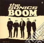 BOOM cd musicale di SONICS