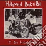 12 rare rockabilly tracks cd musicale di Hollywood rock & rol