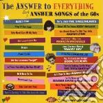 Girl answer songs of 60's cd musicale di Artisti Vari