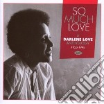 So much love-anthology cd musicale di Darlene Love