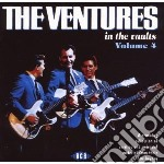 In the vaults vol.4 cd musicale di Ventures The