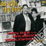 On with the jive! cd musicale di V.a. 1950's r&b dolp