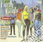 Early girls vol.5 cd musicale di V.a. rock female gro