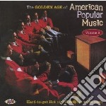 The golden age vol.2 cd musicale di V.a. american popula