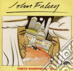 VISITS WASHINGTON D.C. cd musicale di FAHEY JOHN