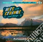 HITS WITH STRINGS & THING - HOT INSTRUME  cd musicale di AA.VV.