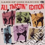 All twistin' edition cd musicale di V.a. twist dancers