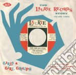 THE LAURIE RECORDS' GIRLS & GIRL GROUPS   cd musicale di AA.VV.