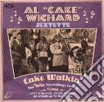 Cake walkin' cd musicale di Wichard al