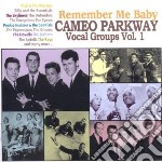 Remember me baby cd musicale di V.A. CAMEO PARKWAY V