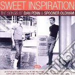 Sweet Inspiration: The Songs Of Dan Penn cd musicale di Inspiration Sweet