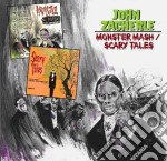 Monster smash/scary tales cd musicale di JOHN ZACHERLE + B.T.
