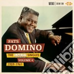 Imperial singles vol.4 cd musicale di Domino Fats