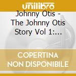 Midnight at barrelhouse cd musicale di The johnny otis stor