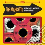 Outer space,hot rods &.. cd musicale di Markettes The