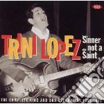 Sinner nota a saint cd musicale di Trini Lopez