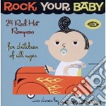Rock your baby cd musicale di V.a. 24 red hot romp