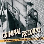 Law, disorder & pursuit.. cd musicale di Aa/vv - criminal rec