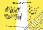 Strict tempo! cd musicale di Richard Thompson