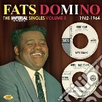 Imperial singles vol. 5 cd musicale di Fats domino (1962 -