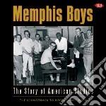 Story of american studios cd musicale di Boys Memphis