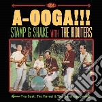 A-ooga! stamp & shake cd musicale di Routers The