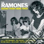Heard them here first cd musicale di Aa/vv - the ramones
