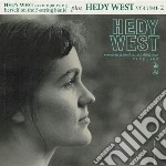 Hedy west/volume 2 cd musicale di West Hedy
