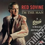 I m the man cd musicale di Red Sovine