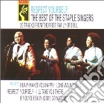 Be altitude : respect yourself cd musicale di Singers Staple