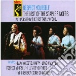 Respect yourself best of - staple singers cd musicale di The staple singers