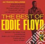 Best of eddie floyd cd musicale di Eddie Floyd