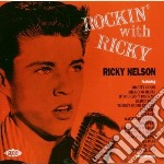 Rockin' with ricky - nelson rick cd musicale di Nelson Rick