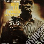 (LP VINILE) That s my story lp vinile di John lee Hooker