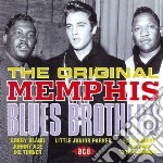 Orig.memphis blues bros. - cd musicale di B.bland/j.ace/b.b.king