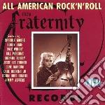 All American Rock  N  Roll From Fraterni cd musicale di Artisti Vari