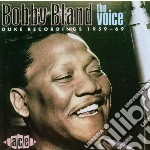The voice - bland bobby cd musicale di Bobby Bland