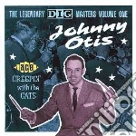 Creeping with the cats cd musicale di Johnny otis show