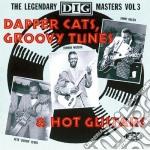 Dapper Cats, Groovy Tunes & Hot Guitars cd musicale di Artisti Vari