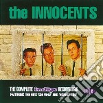 Complete indigo recording - cd musicale di Innocents The