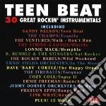 Teen beat 30 great rockin cd musicale di Artisti Vari