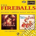 Same/vaquero cd musicale di Fireballs The