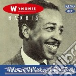 Women, whiskey fish tails cd musicale di Wynonie Harris