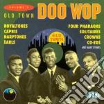 Old Town Doo Wop Vol 3 cd musicale di Artisti Vari