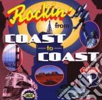 Rockin'from coast to coas - cd musicale di S.butera/esquerita/e.cochran &