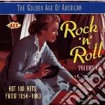 Gold.age americ.r'n'r v.4 - cd musicale di Artisti Vari