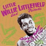 Going back to kay cee - cd musicale di Little willie littlefield & fr