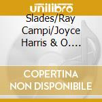 The domino records - cd musicale di Slades/ray campi/joyce harris