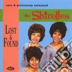 Lost & found - shirelles cd musicale di Shirelles The